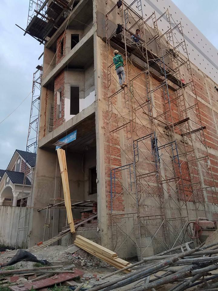 Nhà nuôi yến 4 tầng ở Bình Phước